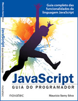 Capa do livro JavaScriptl