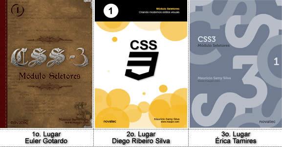 As 3 capas vencedoras
